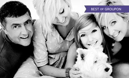 image for Family Photoshoot With Images for £19 at Ray Lowe Studios
