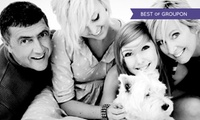 Family Photoshoot With Images for £19 at Ray Lowe Studios