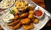Seafood Shack at Treasure Island Hotel and Casino - Las Vegas, NV: $20 for $40 Worth of Seafood at the Seafood Shack at Treasure Island Hotel & Casino