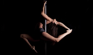 Sinsational Pole Dance Studio: Up to 62% Off Pole Fitness  at Sinsational Pole Dance Studio