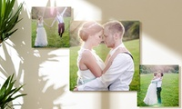 GROUPON: Up to 81% Off Custom Photo to Glass Collage Pixtac