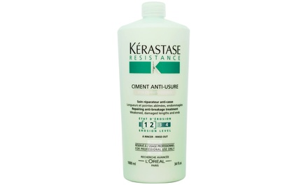Kerastase Resistance Ciment Anti-Usure Treatment; 34 Oz.