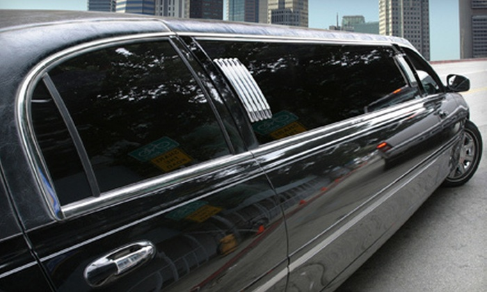 G & A Limousine Service - Mariposa: One-Way or Round-Trip Transportation to LAX or Burbank Airport from G&A Limousine Service (Up to 58% Off)