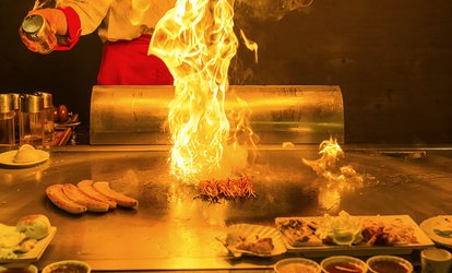 image for $17 for $30 Worth of Hibachi & Sushi at Fuji Grill Transit Road Location.