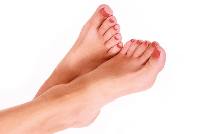 Laser Nail Fungus Removal for One or Two Feet at Aesthetic Medical Network (75% Off)