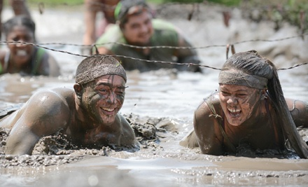 5K or 15K Obstacle-Course Rebel Race with Optional Camping on Saturday, July 20 (Up to 53% Off)