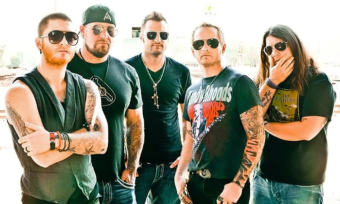 Saving Abel - Cassleman's Bar and Venue: Saving Abel at Casselman's Bar & Venue on May 12 at 7 p.m. (Up to 55% Off)