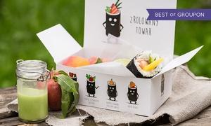 Suto: Rolki sushi od 21,99 zł w Suto (do -35%)