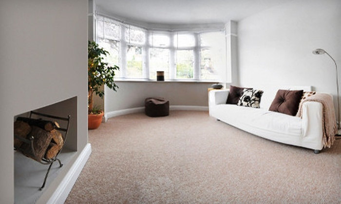 Air Fresh Chem-Dry - La Sierra South: Carpet Cleaning for Three or Four Rooms from Air Fresh Chem-Dry (Up to 78% Off)