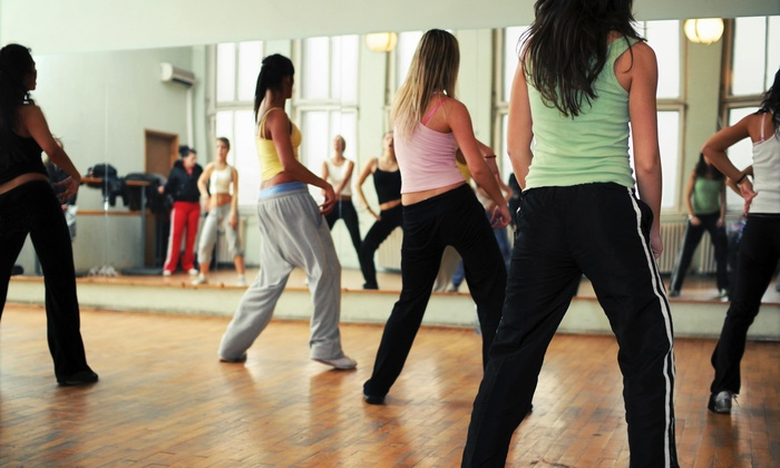 Grooves Fitness and Dance - Mississauga: Up to 69% Off Zumba and Yoga or Barre at Grooves Fitness and Dance