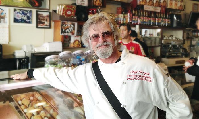 San Francisco Food Safari - San Francisco: Culinary Gems of North Beach Tour for 2, 4, or 6 from San Francisco Food Safari (Up to 69% Off)