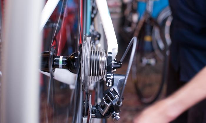 Mason Cycle Werks - Mason Cycle Werks: Ultimate Bike Tune Up or Complete Bike Overhaul atMason Cycle Werks (Up to 58% Off).