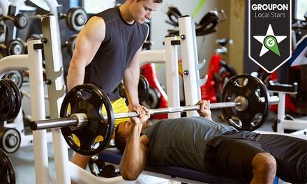 Time to Fitness 24 — 5 localizações: 3, 6 ou 12 meses de livre-trânsito para ginásio desde 44,90€