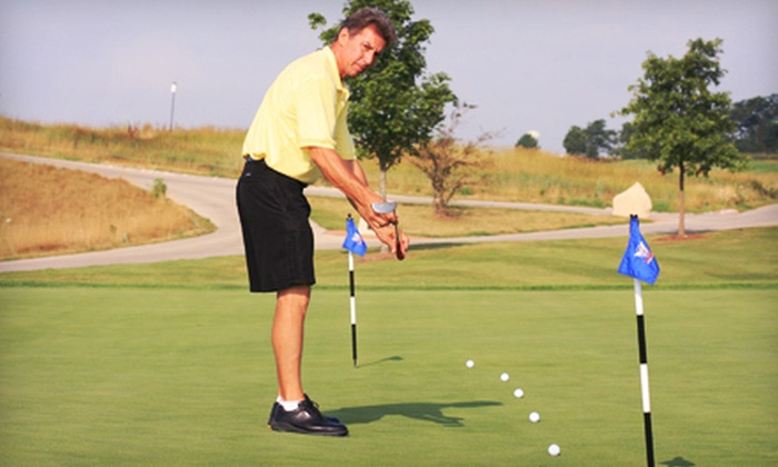 Ben Mutz Golf/Chicagoland Golf Academy  - Lincoln Park: Ultimate Putting Clinic for One or Two from Ben Mutz Golf at Diversey Driving Range (Up to 66% Off)