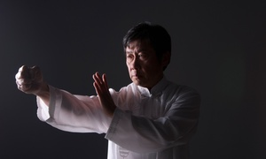 Shaolin Kung Fu Centers: One Month of Kung Fu or Tai Chi Classes for One or Two with Uniforms (Up to 59% Off)