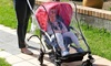 Dreambaby Stroller Weather Shield: Dreambaby Stroller Weather Shield
