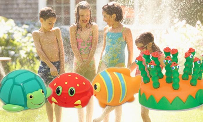 Melissa & Doug Water Toys Set: $34 for a Melissa & Doug Water Toys Set ($49.96 List Price)