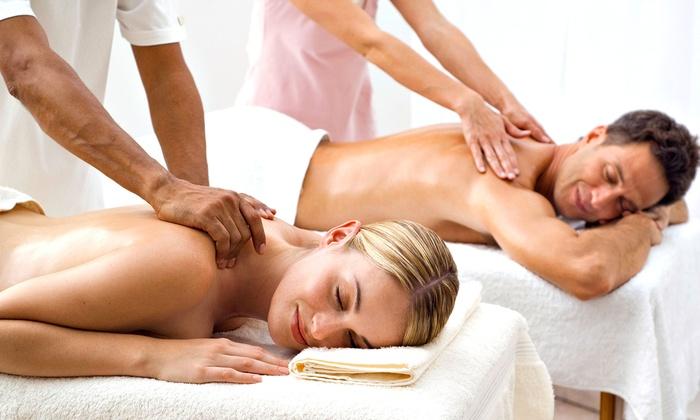 Malama Massage Center - Lexington-Fayette: Deep-Tissue Massage with Aromatherapy or Couples Massage Package at Malama Massage Center (Up to 52% Off)