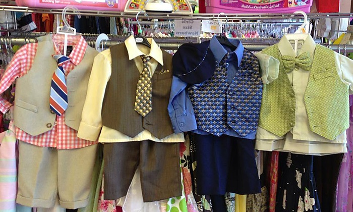 Rugrat Resale and Consignment - White Lake: $11 for $20 Worth of Children's Consignment Clothing at Rugrat Resale and Consignment