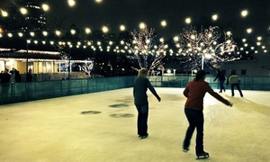 Lincoln Park Zoo: Ice Skating for Two or Four at Lincoln Park Zoo (50% Off)
