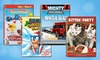 Ncircle Holiday Fun 4-DVD Bundle: Ncircle Holiday Fun 4-DVD Bundle