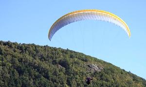 Altitude Vol Libre: Vol d'introduction au parapente en tandem avec vidéo souvenir en option chez Altitude Vol Libre (jusqu'à 52 % de rabais)