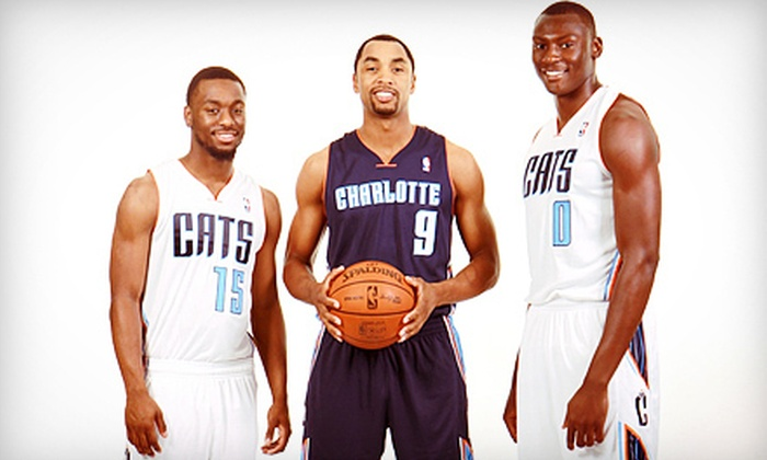 Charlotte Bobcats - Time Warner Cable Arena: Charlotte Bobcats Game at Time Warner Cable Arena on November 17, 23, or 30 (Up to 77% Off). Nine Options Available.
