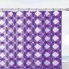 Jaxon PEVA Shower Curtain with 12 Hooks