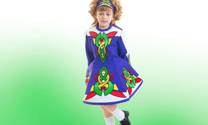 Dowds Irish Dance Academy: Four or Eight Weeks of Children's Beginner Irish Dance Classes at Dowds Irish Dance Academy (Up to 62% Off)