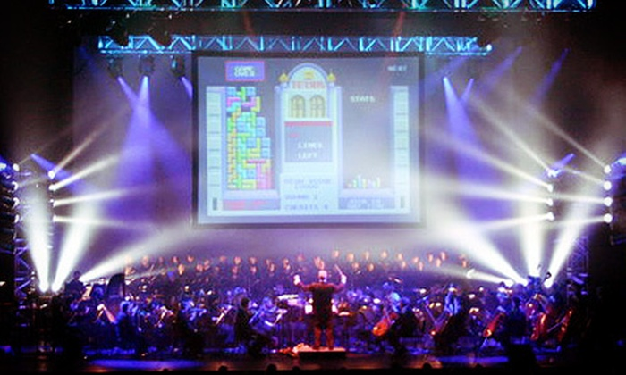 Video Games Live - Regina: Video Games Live at Conexus Arts Centre on Friday, November 2, at 7:30 p.m. (Up to 51% Off). Two Options Available.