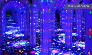 Amazing Mirror Maze: Mirror-Maze Adventure for Two, Four, or Six People at Amazing Mirror Maze (Up to 42% Off)