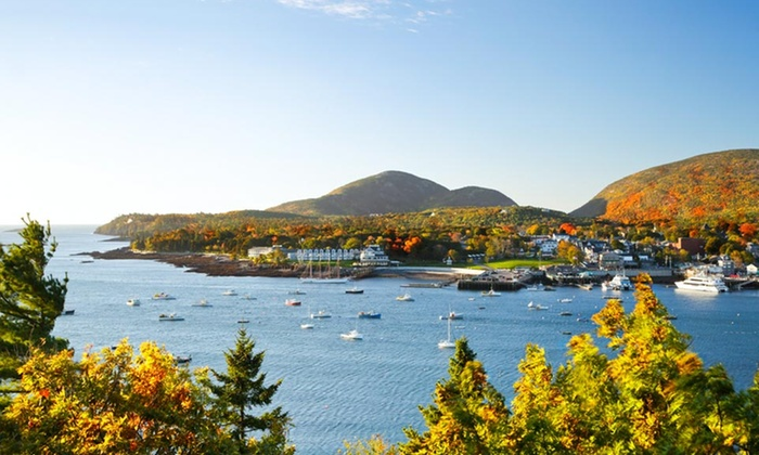 Quimby House Inn - Bar Harbor: 1-Night Stay, or 2-Night Stay with Dining and Massage Credits at Quimby House Inn in Bar Harbor, ME