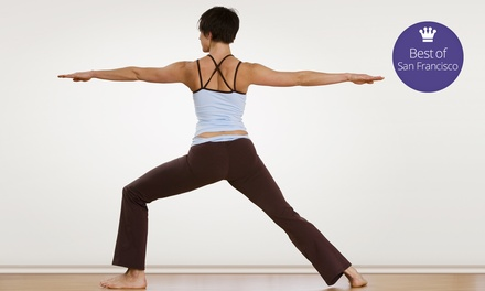 $25 for 10 Classes at Bikram Yoga College of India (Up to $100 Value)