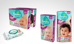 Pañales Pampers Premium Care