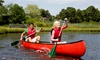 Frog Hollow Outdoors - Old West Durham: Half- or Full-Day Canoe, Stand-Up Paddleboard, or Kayak Trip from Frog Hollow Outdoors (Up to 49% Off)