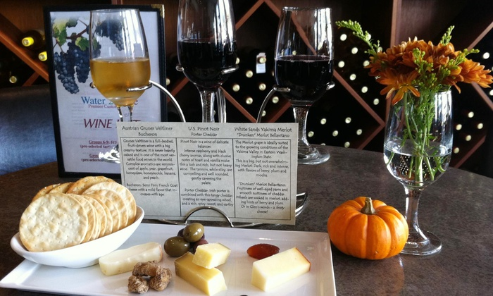 Water 2 Wine - Greenway - Upper Kirby: $39 for a Wine Education Class for Two with Take-Home Wine Glasses and Wine Opener at Water 2 Wine ($100.93 Value)