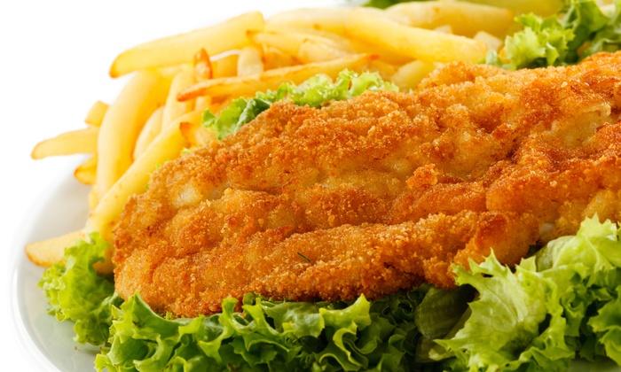 Olde Towne Inn - Southeast Elgin: For $1, Unlock Buy 1 Get 1 Half Off Fish Fry Meal at Olde Towne Inn