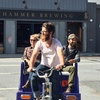 Up to 29% Off a Pedicab Brewery Tour at SF Brew Ride