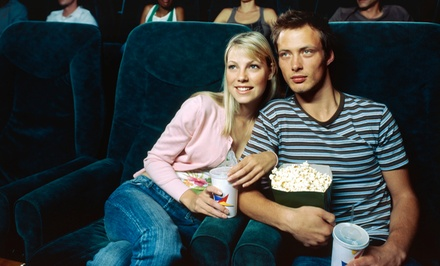 Movie, Popcorn, and Drinks for Two at Gateway Theatre (Up to 46% Off). Two Options Available.