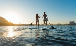 MacKite Kite boarding: 1- or 2-Day Standup Paddleboard Rental for One or Two People at MACkite (Up to 61% Off)