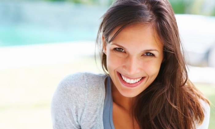 Smile Perfector Dental Group - Mid-City West: Dental Exam with Cleaning, Zoom! or Boost Teeth Whitening, or Both at Smile Perfector Dental Group (Up to 87% Off)