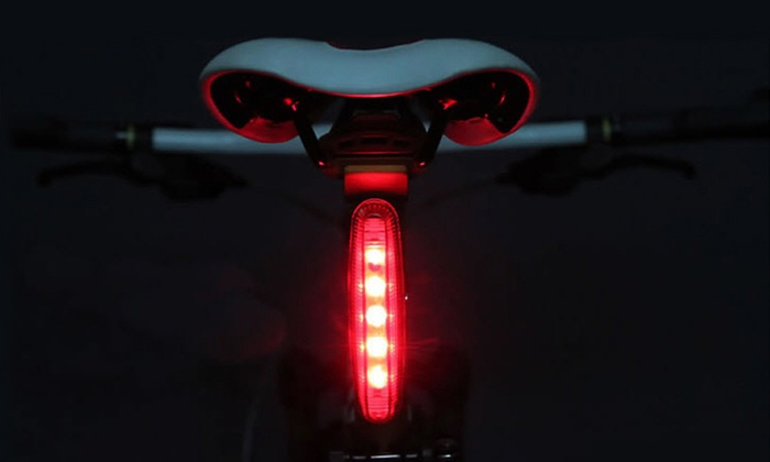 Trend Matters LED Bike Laser Light