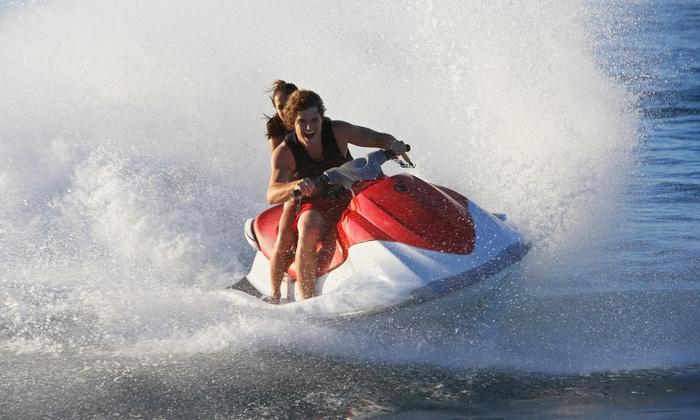 Splash Jet Ski - Brazoria-West Columbia: $83 for $150 Worth of Jet-Ski Service — Splash Jet Ski