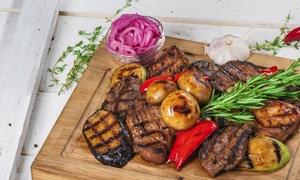 Antica Trattoria e Pizzeria: Menu carne con mix di taglieri, dolce e vino per 2, 4 o 6 persone da Antica Trattoria e Pizzeria (sconto 54%)