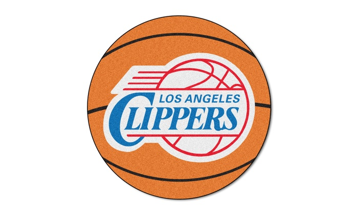 Los Angeles Clippers Team Mat: Los Angeles Clippers Team Mat