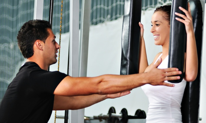 Gunz Up Training & Nutrition - Lubbock: Four or Eight 30-Minute Personal-Training Sessions at Gunz Up Training & Nutrition (Up to 72% Off)