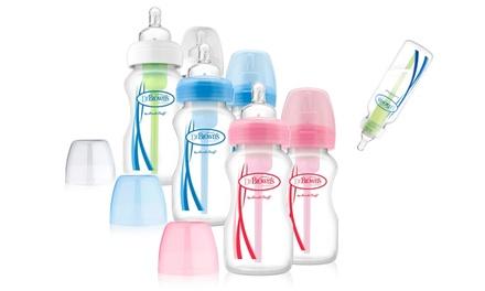Dr Brown's Wide Neck Baby Bottles