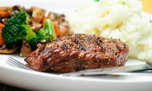Chopp Brahma Street - Atlântica: Chopp Brahma Street – Atlântica:buffet Premium e caipirinha para 1 pessoa