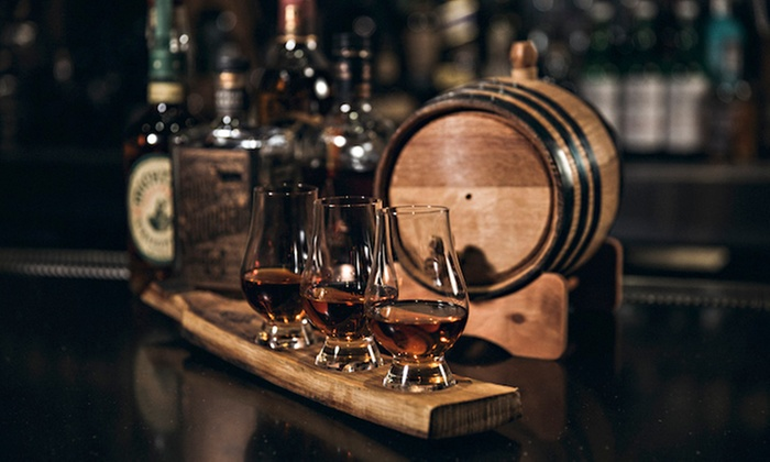 Mash Bill Whiskey School - Downtown Scottsdale: Two-Hour Whiskey Class and Tasting for 1 or 2 at Mash Bill Whiskey School in Old Town Scottsdale (Up to 44% Off)