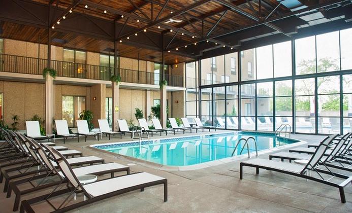 3.5-Star Top-Secret Hotel Outside Philadelphia